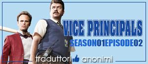 Vice Principals - 1x02 A Trusty Steed