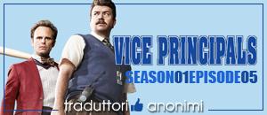 Vice Principals - 1x05 Circles