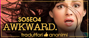 Awkward - 5x04 Now You See Me, Now I Don't